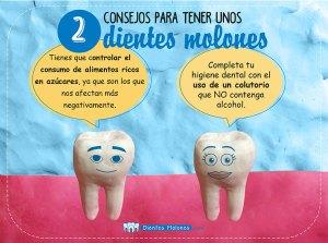 2 consejos para tener unos dientes molones