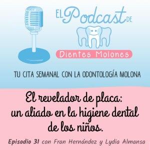 31. El revelador de placa: un aliado en la higiene dental de los niños