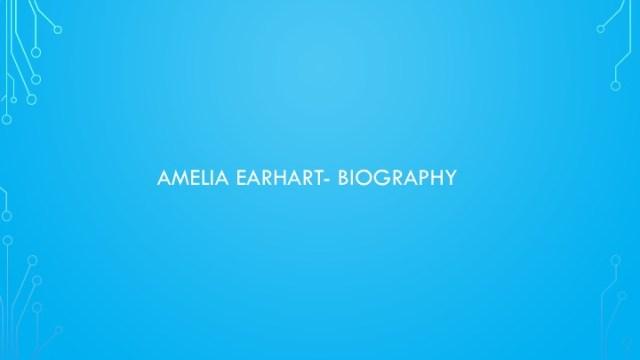 Amelia Earhart Folie05