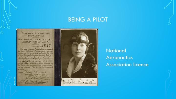 Amelia Earhart Folie13
