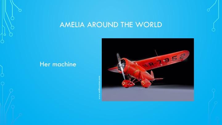 Amelia Earhart Folie16