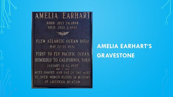 Amelia Earhart Folie20