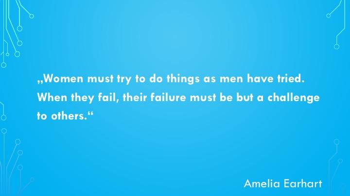 Amelia Earhart Folie24