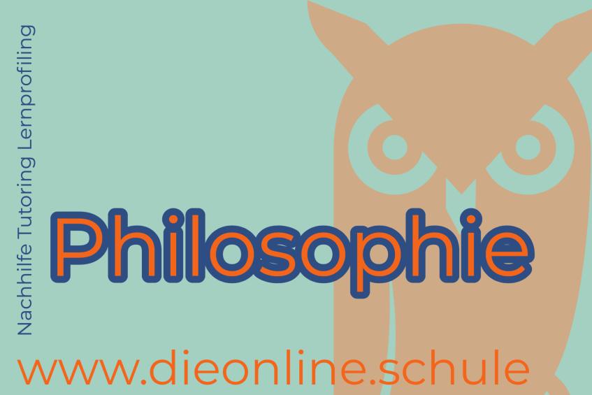 philosophie ethik Wirklichkeit