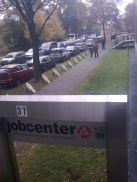 JobCenter - Berlin - Charlottenburg-Wilmersdorf - 17. Oktober 2014