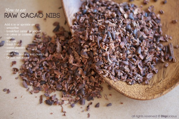 How to eat cacao nibs