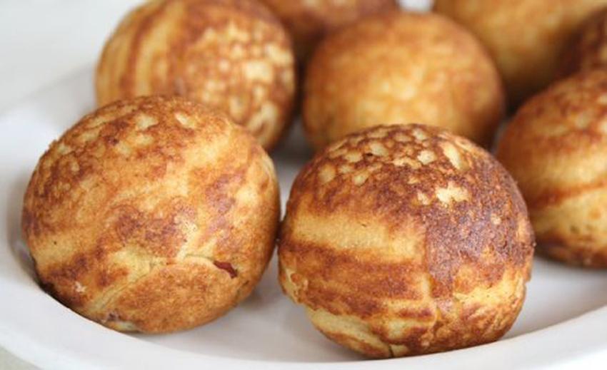 Ball Pan Cake Recipe