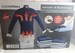 31bbe5ef2cdc Clean Maxx Automatischer Hemden und Blusen Bügler – Die Produkt ...
