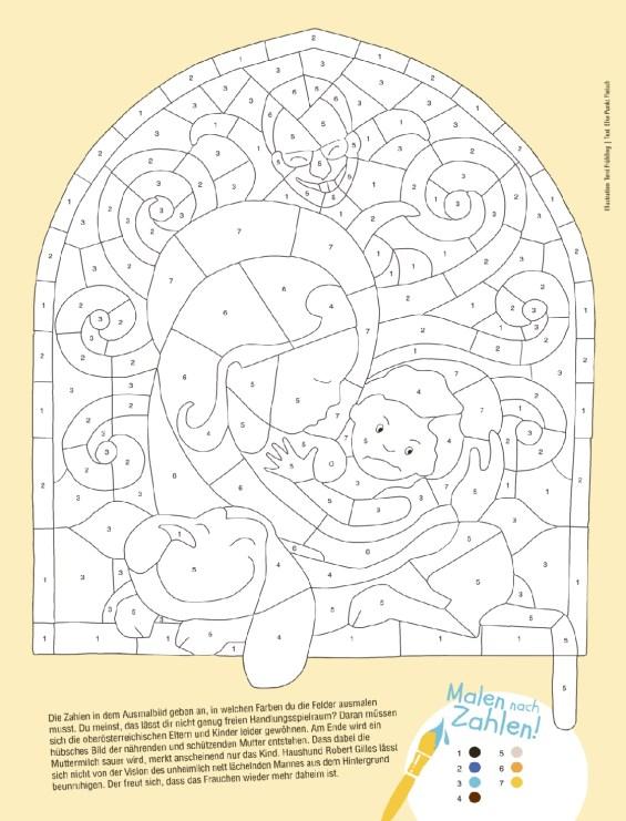 Illustration Terri Frühling, Text Elke Punkt Fleisch