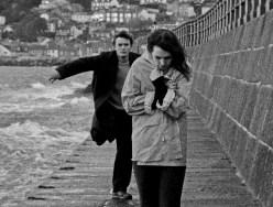 Ins Filmmuseum verschobenes Spotlight MARK JENKIN: Filmstill aus Hard, Cracked the Wind (GB, 2019) Bild Early Day Films