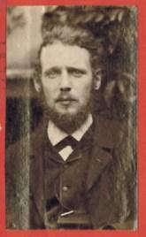 Max Nettlau, 1890 Sein Leben war vollständig der Geschichte der Bewegung gewidmet. Foto Max Nettlau Collection, International Institute of Social History (Amsterdam)