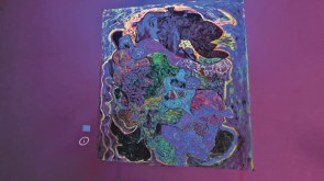 Elchkopfkind, Rafael Kampl, 2021: Willst du das Elchkopfkind näher kennenlernen? Foto Screenshot 360°-Online-Ausstellung