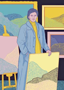 Illustration Sarah Braid