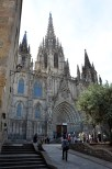 Barcelona's Kathedrale