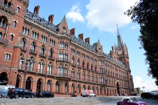 St. Pancras Hotel