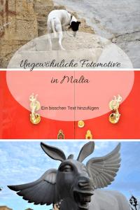 Ungewöhnliche Fotomotive in Malta