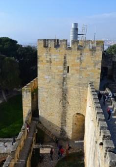 Turm mit dem Periskop