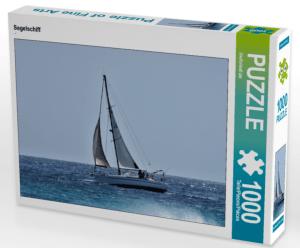 Segelschiff Puzzle