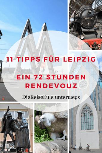 11 Tipps für Leipzig