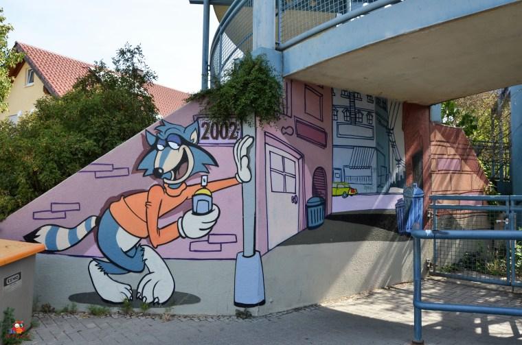 Regionalpark Raunheim + Streetart (1)