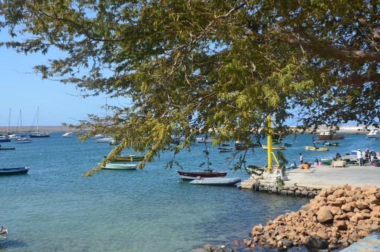 Hafen von Palmeira