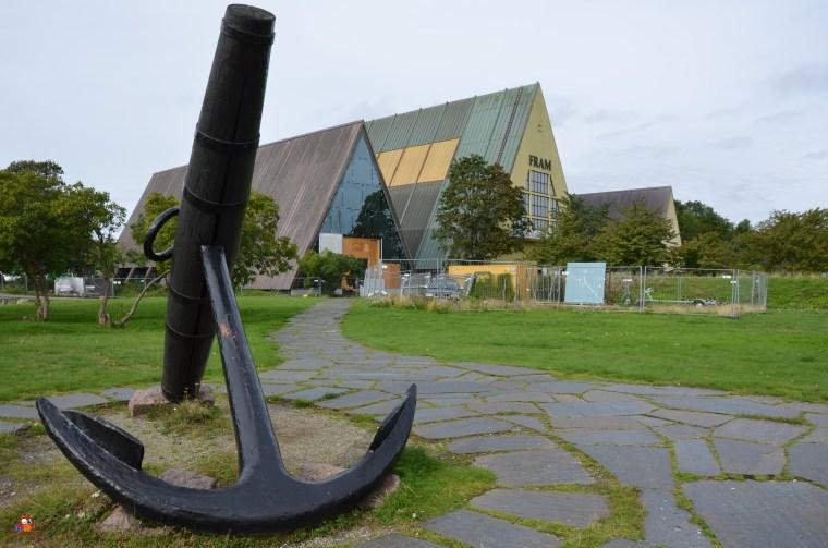 Fram Museum Fassade