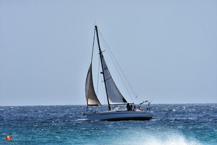 Segelboot Cuba Libre