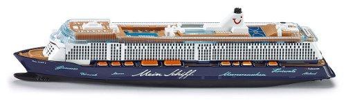 Mein Schiff 3 , Modell 26 cm, Hersteller Siku, gesehen bei Amazon für 14,36 €