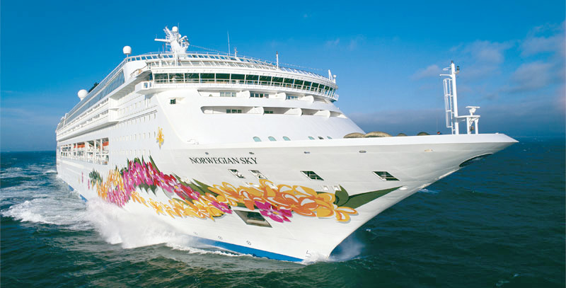 Norwegian Sky © Norwegian Cruise Line