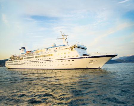Schiffsreise mit der MS Berlin, Reisebericht