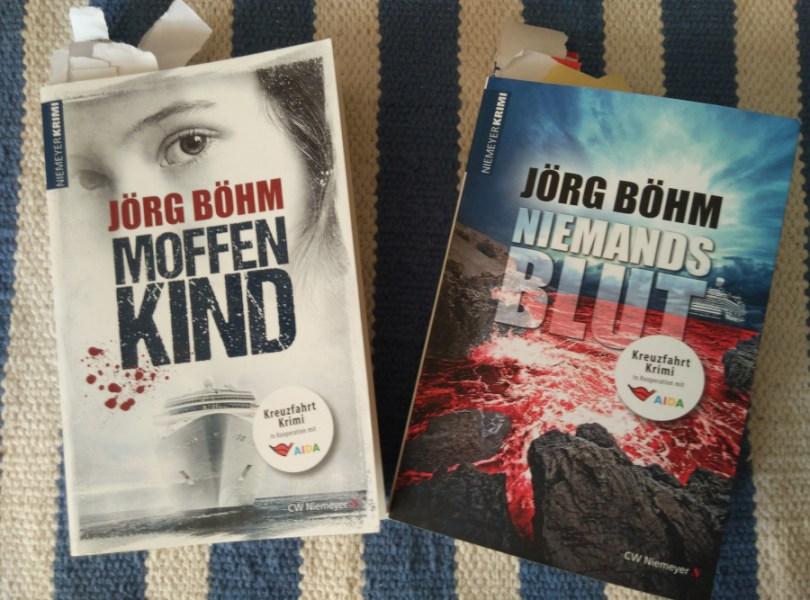 """""""Moffenkind"""" und """"Niemandsland"""" von Jörg Böhm entstanden in Zusammenarbeit mit Aida Cruises"""