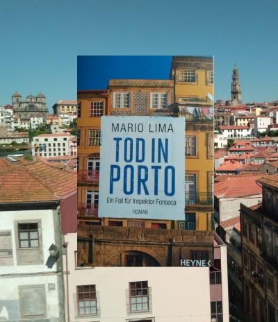 "Rezension des Kriminalsromans ""Tod in Porto"" von Mario Lima"