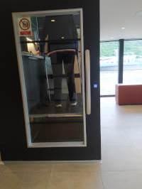 Die nickoSPIRIT ist mit einem Fahrstuhl ausgestattet.