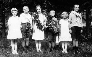 1926 E. Großbongard - Änne Becker