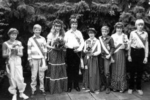 1980 Jens Büker - Anja Becker