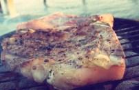 BBQ Kalbskotelett Segeln
