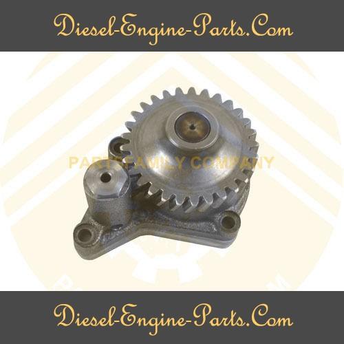 OIL GEAR PUMP FOR KOMATSU YANMAR 4D84-2 4D84-3 ENGINE  EXCAVATOR,LOADER&DIGGER