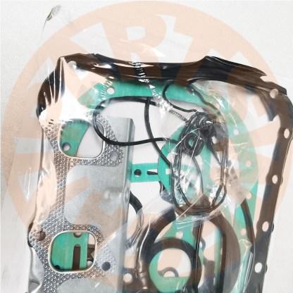 4JG1 ENGINE GASKET KIT ISUZU 4JG1T JCB HITACHI IHI CASE TAKEUCHI MUSTANG KIT 8