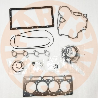 ENGINE GASKET SET HEAD GASKET KUBOTA V1505 BH V1505T ENGINE EXCAVATOR KX91 TRACTOR AFTERMARKET PARTS 1