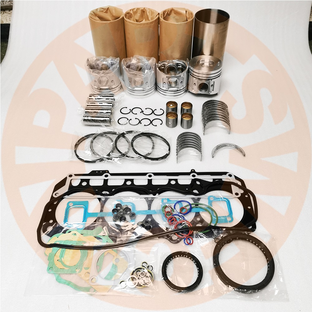 ENGINE REBUILD KIT YANMAR 4TNV98 4TNV98T EXCAVATOR FORKLIFT SKID LOADER AFTERMARKET PARTS 1