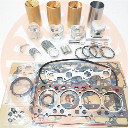ENGINE REBUILD KIT KUBOTA V1902 V1902BH ENGINE KH20 KH151 KH101 EXCAVATOR AFTERMARKET PARTS 1