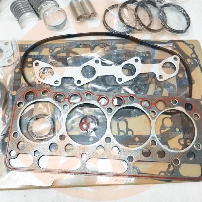 ENGINE REBUILD KIT KUBOTA V1902 V1902BH ENGINE KH20 KH151 KH101 EXCAVATOR AFTERMARKET PARTS 7