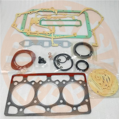 ENGINE OVERHAUL GASKET SET KOMATSU 3D94 2A ENGINE EXCAVATOR PC40 3 AFTERMARKET 1