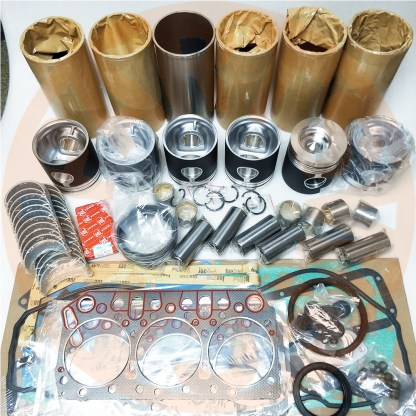 ENGINE REBUILD KIT DAEWOO D2366T ENGINE DOOSAN DH280 DH320 EXCAVATOR AFTERMARKET PARTS 1