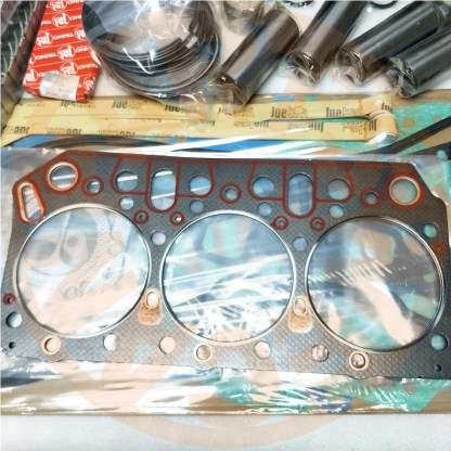 ENGINE REBUILD KIT DAEWOO D2366T ENGINE DOOSAN DH280 DH320 EXCAVATOR AFTERMARKET PARTS 11