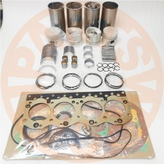 ENGINE REBUILD KIT ISUZU C240 ENGINE 3 RING PISTON GROOVE FORKLIFT AFTERMARKET PARTS 1