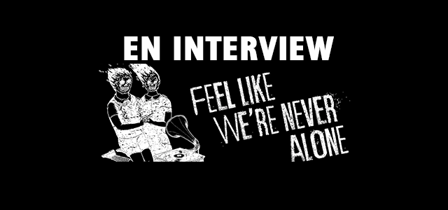 David en interviews sur feel like we're never alone