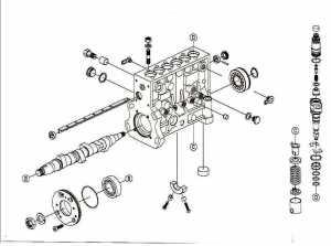 Bosch Fuel Injection Pump Diagram | WIRING DIAGRAM