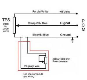 12V TPS Wiring Diagram