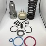 Complete rebuild kit for C Series, less nozzle parts